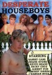 Desperate Houseboys DVD - Front