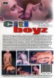 Citi Boyz Tropical Twinks DVD - Back