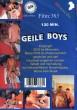 Geile Boys DVD - Back