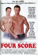 Gino Colbert's Four Scoure DVD - Front
