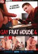 Gay Frat House 4 DVD - Front