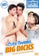 Cute Twinks, Big Dicks DVD - Front