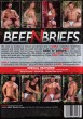 Beef'N'Briefs DVD - Back