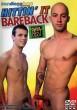 Hittin'it Bareback DVD - Front