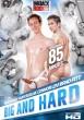 Big & Hard DVD - Front