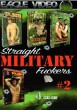 Straight Military Fuckers 2 DVD - Front