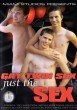 Gay twin Sex Just the Sex DVD - Front