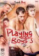 Playing With The Boys 3 DVD - Front