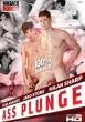 Ass Plunge DVD - Front