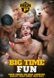 Big Time Fun DVD - Front