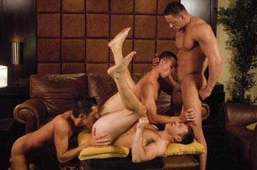 Best Men part 1: The Bachelor Party BLU-RAY - Gallery - 005