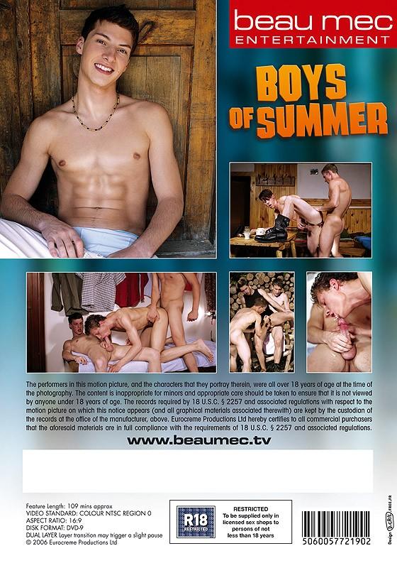 Boys of Summer DOWNLOAD - Back