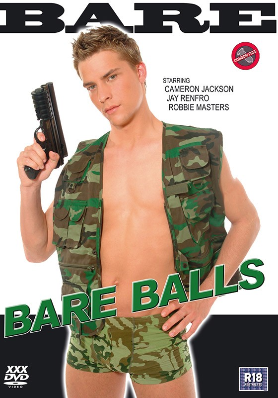 Bare Balls DOWNLOAD - Front
