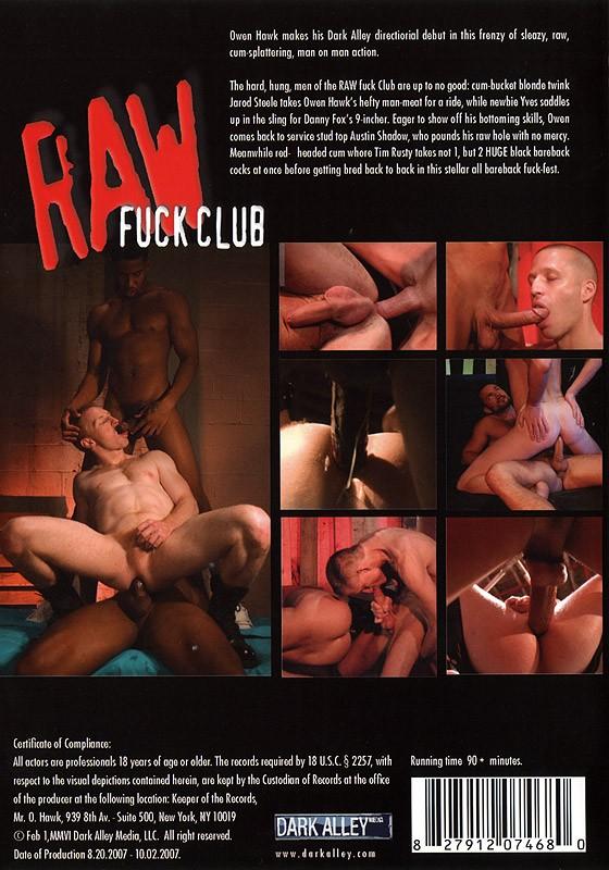 Raw Fuck Club DOWNLOAD - Back