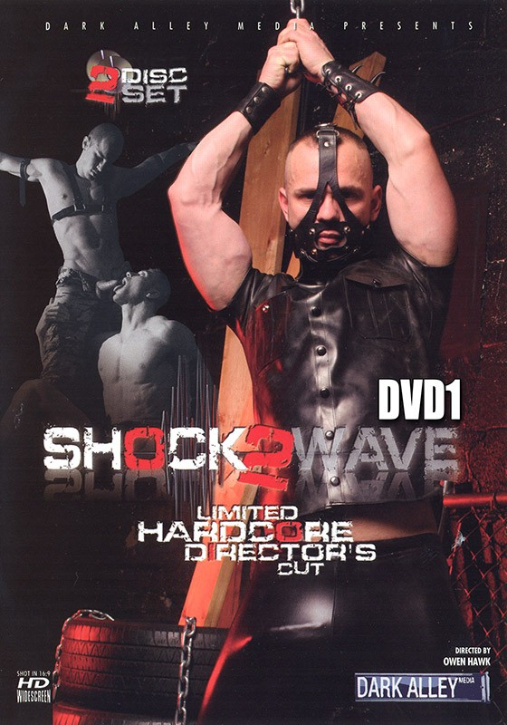 Shockwave 2: Director's Cut DVD 1 DOWNLOAD - Front
