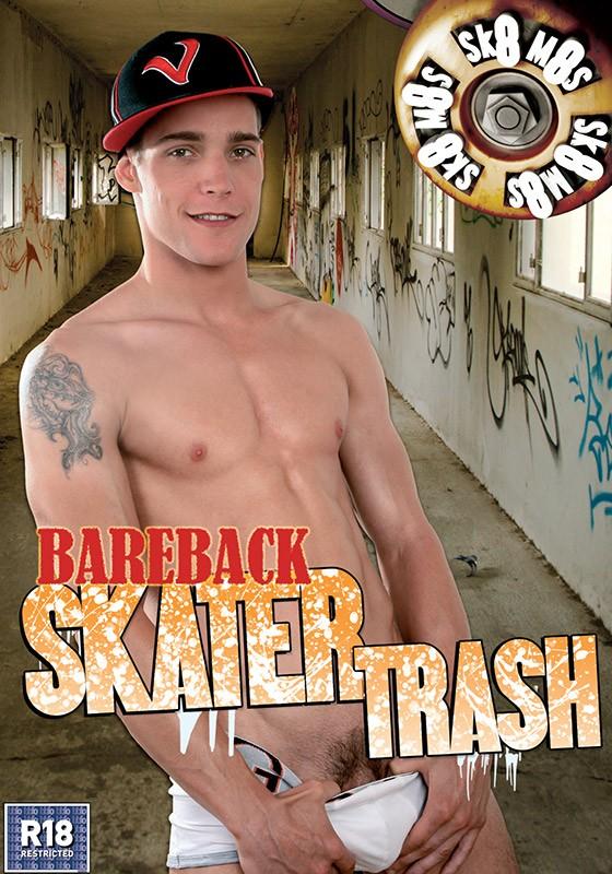 Bareback Skater Trash DOWNLOAD - Front