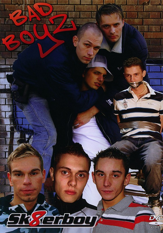 Bad Boyz DOWNLOAD - Front