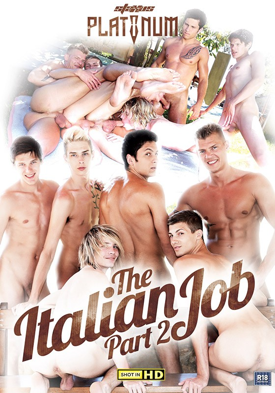The Italian Job Part 2 DOWNLOAD - Front
