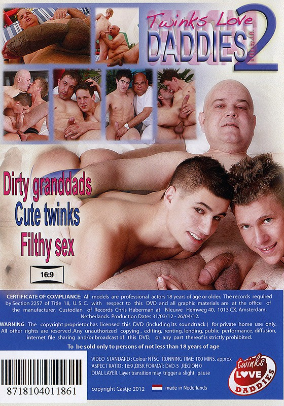 Twinks Love Daddies 2 DOWNLOAD - Back
