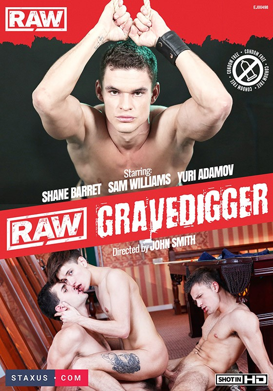 Raw Gravedigger DOWNLOAD - Front