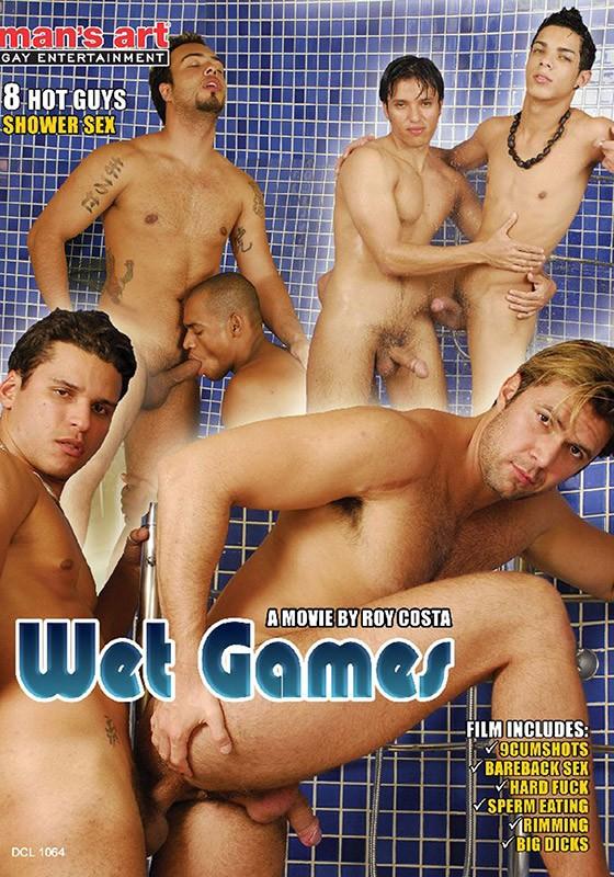Wet Games DOWNLOAD - Front