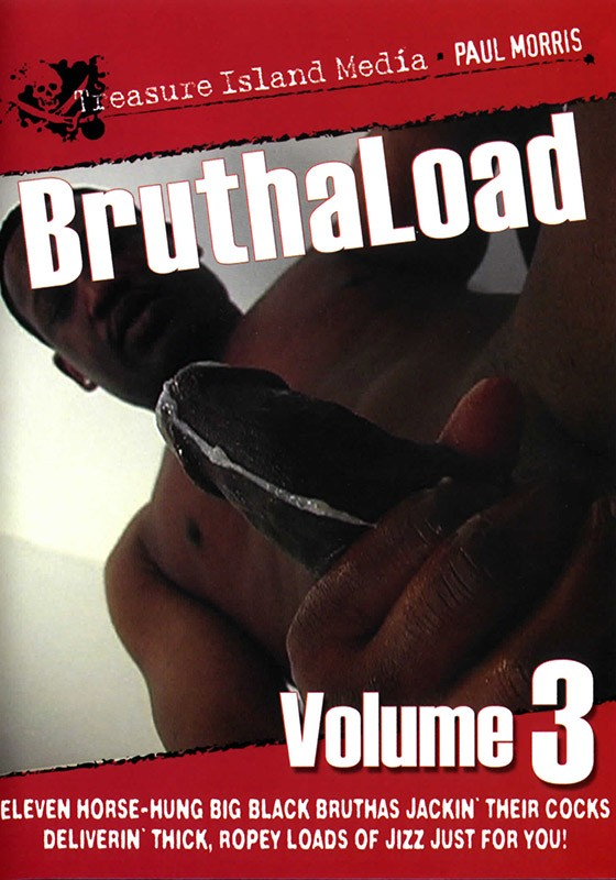 BruthaLoad volume 3 DOWNLOAD - Front