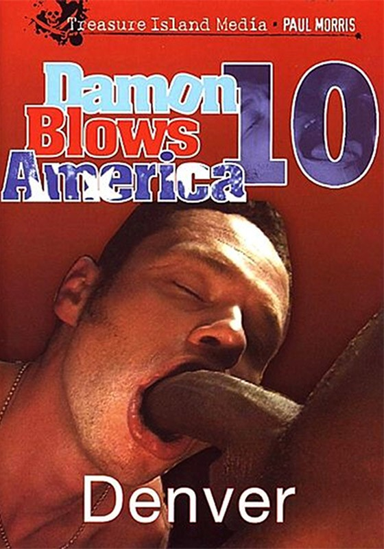 Damon Blows America 10: Denver DOWNLOAD - Front