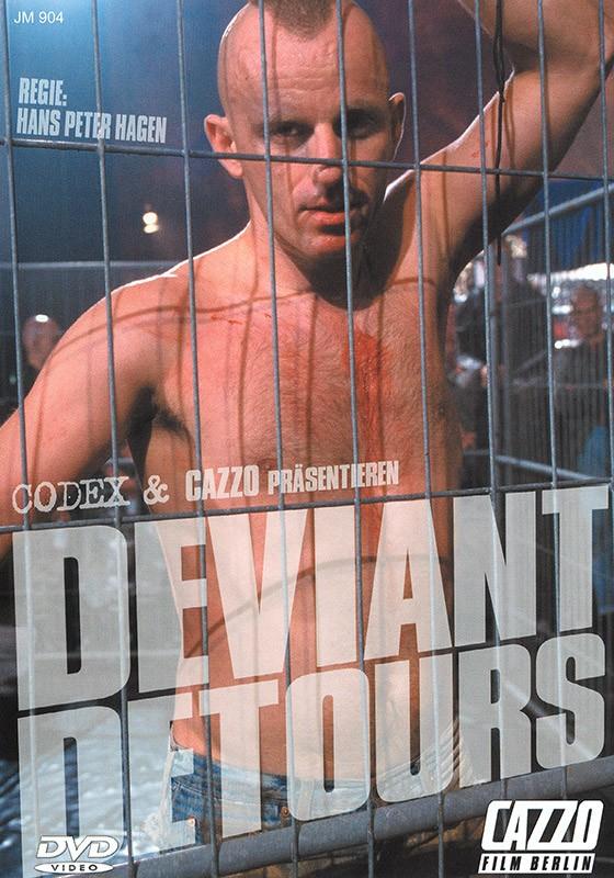 Deviant Detours Cover Front