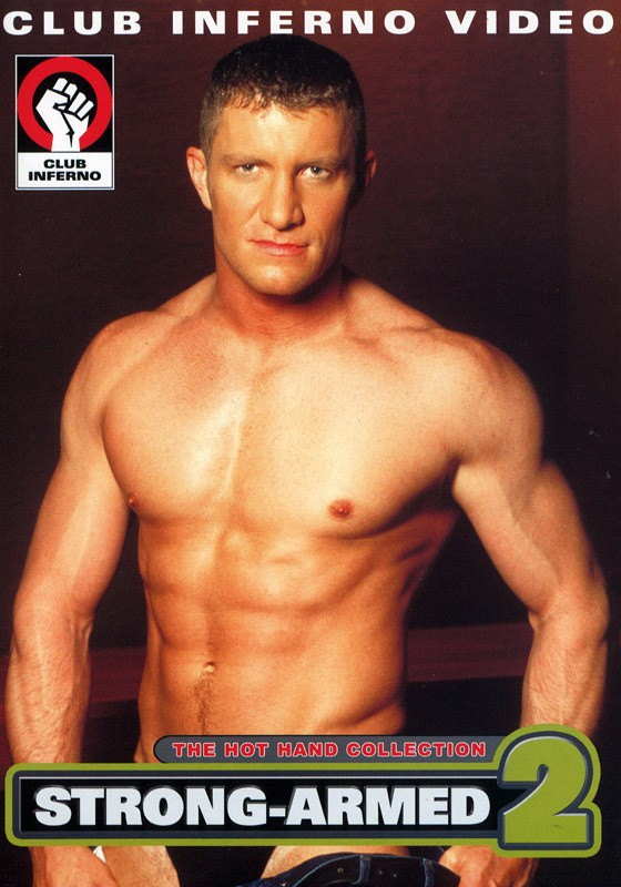 Strong-Armed part 2 DVD - Front