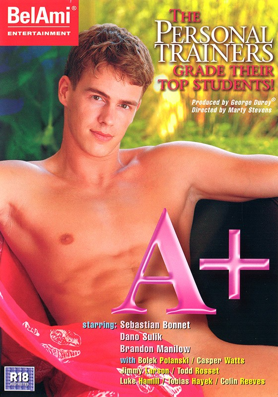 A+ DVD - Front