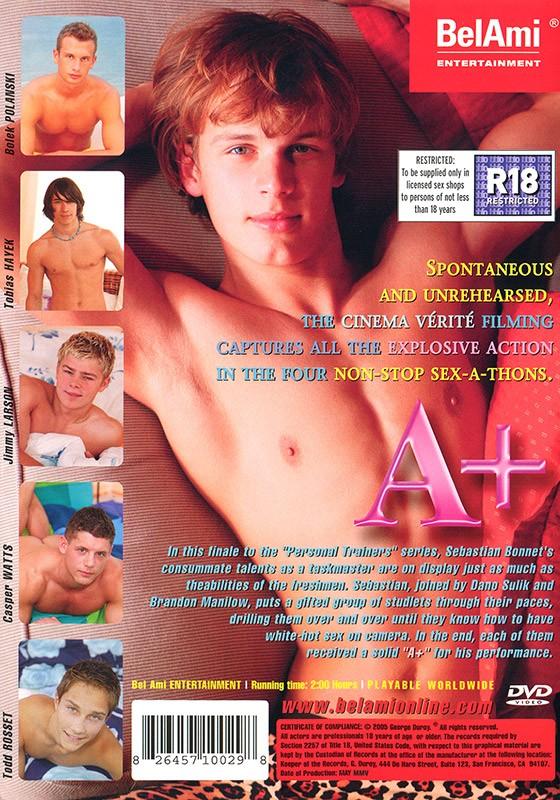 A+ DVD - Back