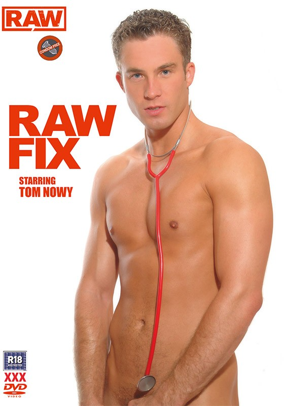 Raw Fix DVD - Front