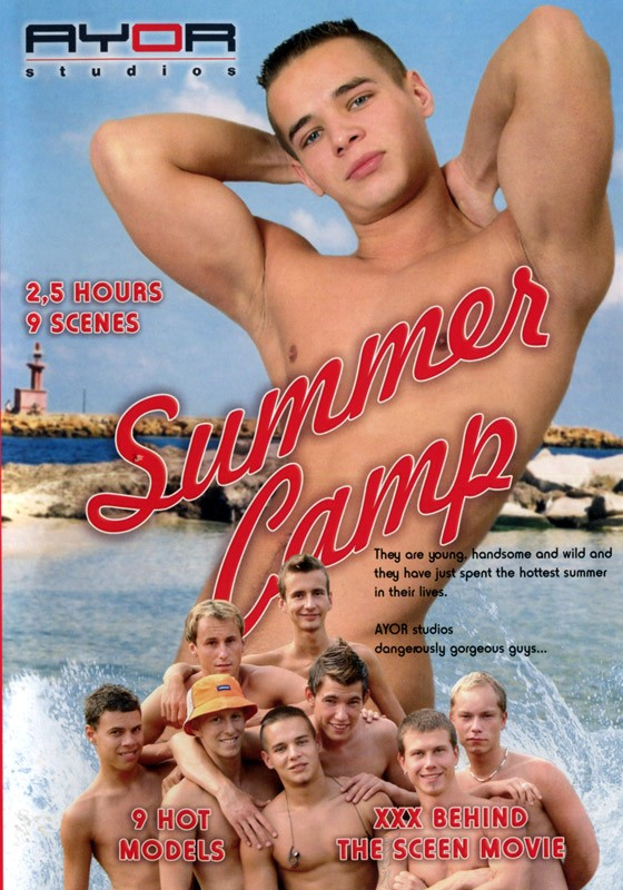 Summer Camp DVD - Front