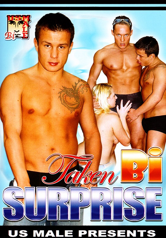 Taken Bi Surprise DVD - Front