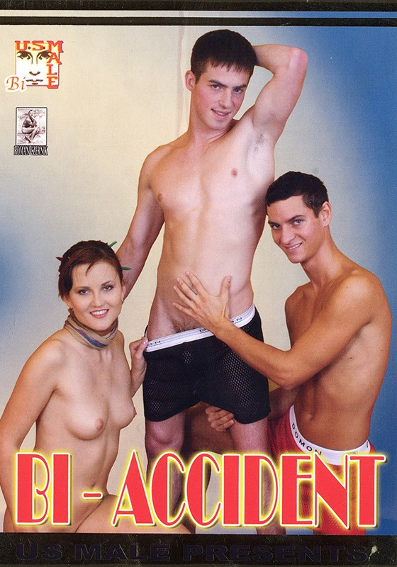 Bi-Accident DVD - Front