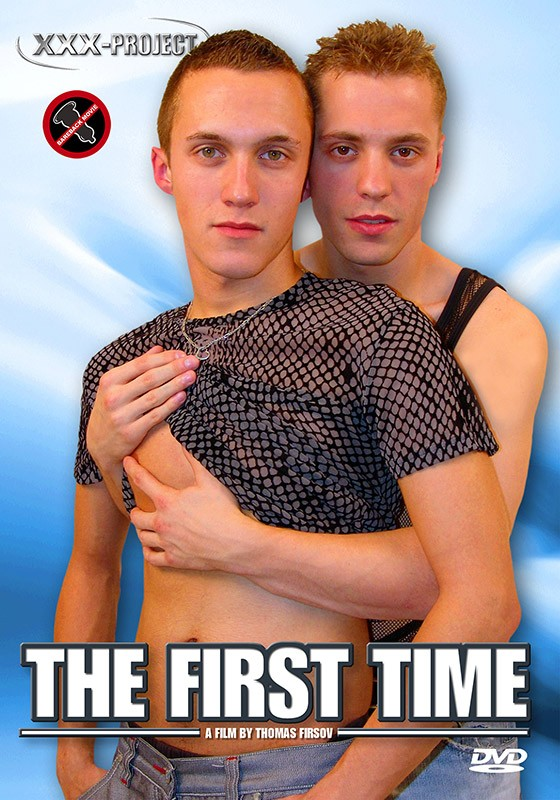 The First Time DVD - Front