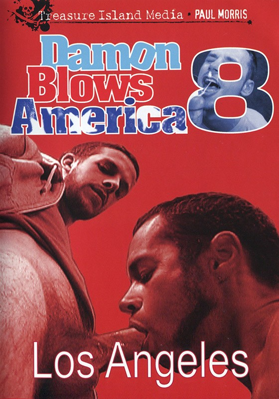 Damon Blows America 8 DOWNLOAD - Front