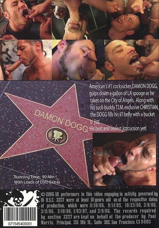 Damon Blows America 8 DOWNLOAD - Back