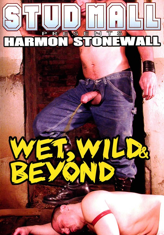 Wet, Wild & Beyond DVD - Front