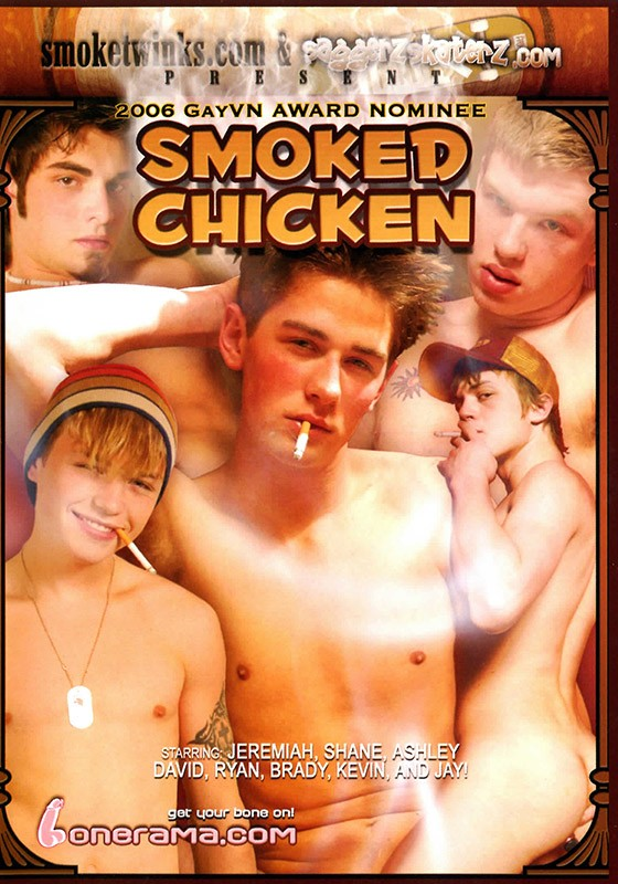 Smoked Chicken DVD - Front