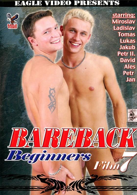 Bareback Beginners 7 DVD - Front