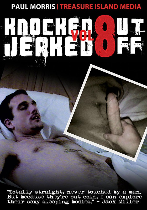 Knocked Out Jerked Off Vol. 8 DOWNLOAD - Front