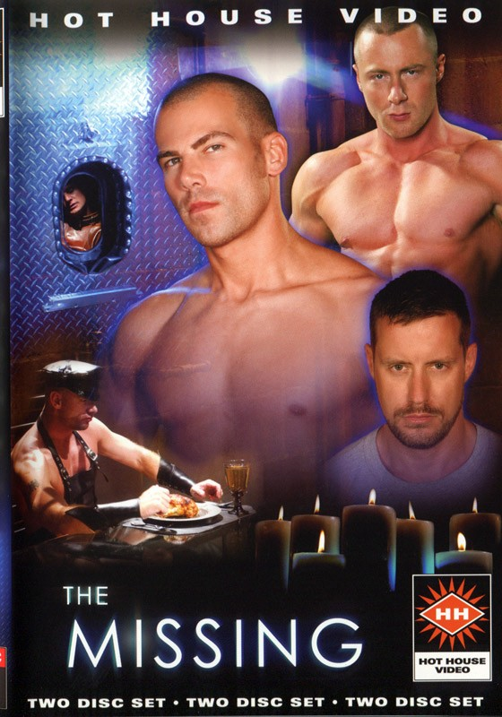The Missing DVD - Front