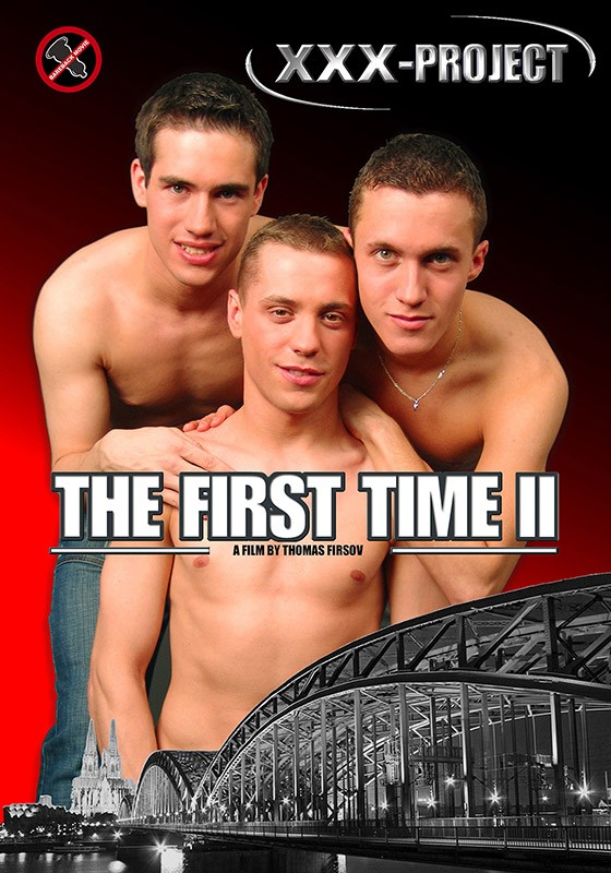 The First Time 2 DVD - Front