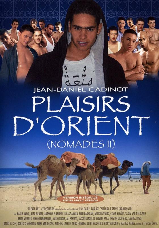 Plaisirs D'Orient DVD - Front