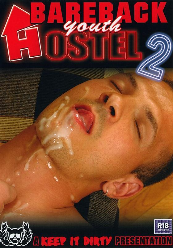 Bareback Youth Hostel 2 DVD - Front