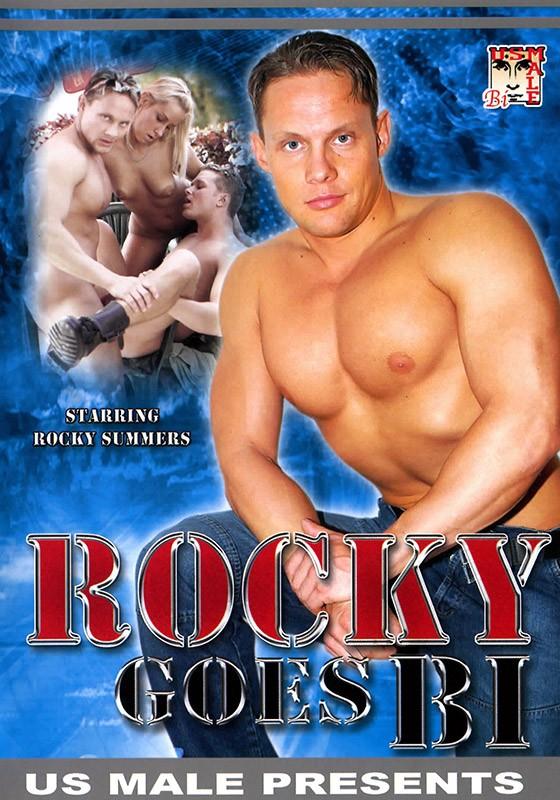 Rocky Goes Bi DVD - Front