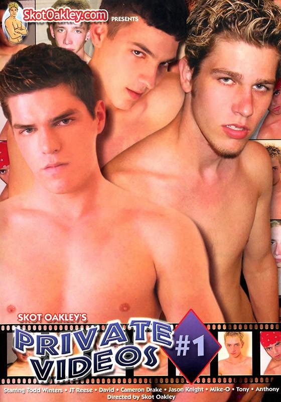 Skot Oakley's Private Videos #1 DVD - Front