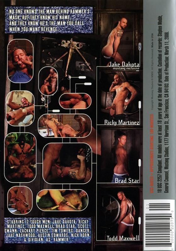 Rammer DVD - Back