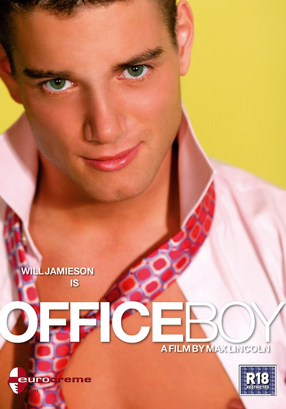 OfficeBoy DVD - Front